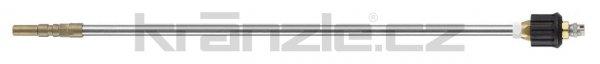 Kränzle nástavec se základní plochou tryskou D2503 s regulací 500 mm (D12)