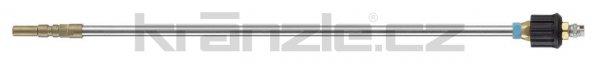 Kränzle nástavec se základní plochou tryskou D2505 s regulací 500 mm (D12)