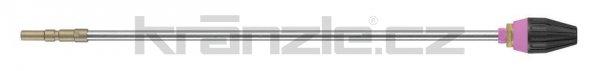 Kränzle nástavec s rotační keramickou bodovou tryskou 028, 500 mm (D12)