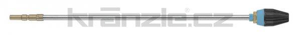 Kränzle nástavec s rotační keramickou bodovou tryskou 05, 500 mm (D12)
