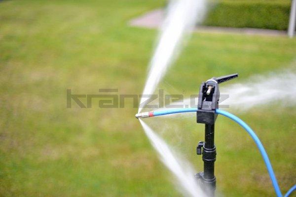 Kränzle kanalizační hadice na čištění potrubí 10m s tryskou KN055 (3+0), D12