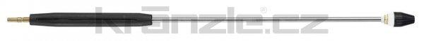 Kränzle nástavec s rotační keramickou bodovou tryskou 03, s plastovým madlem, 1000 mm (D12)