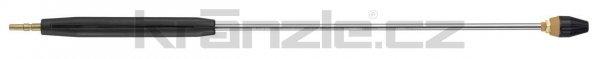 Kränzle nástavec s rotační keramickou bodovou tryskou 035, s plastovým madlem, 1000 mm (D12)