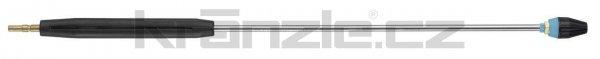 Kränzle nástavec s rotační keramickou bodovou tryskou 05, s plastovým madlem, 1000 mm (D12)