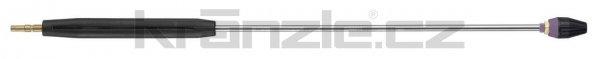 Kränzle nástavec s rotační keramickou bodovou tryskou 06, s plastovým madlem, 1000 mm (D12)
