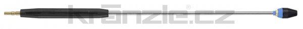 Kränzle nástavec s rotační keramickou bodovou tryskou 07, s plastovým madlem, 1000 mm (D12)