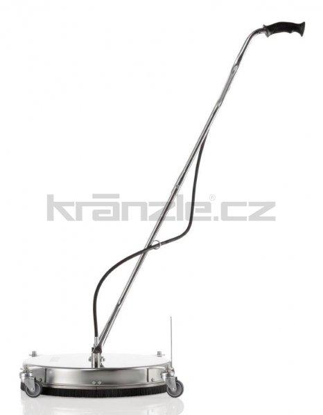 Kränzle rotační čistič ploch INOX 520, ušlechtilá ocel, pr. 520 mm (D12)
