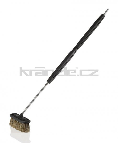 Kränzle mycí průtočný kartáč - příčný, s prodloužením 1250 mm (D12)