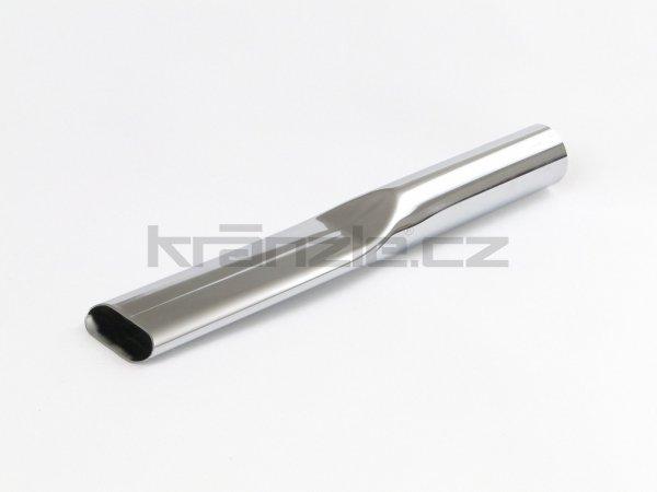 Soteco úzká hubice kovová pochromovaná - štěrbina
