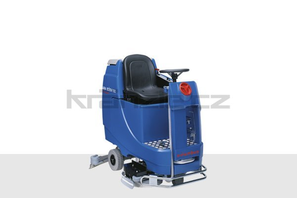 Podlahový mycí stroj pro sedící obsluhu Columbus ARA 80 BM 100 s příslušenstvím