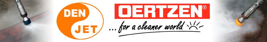 DenJet Oertzen vysokotlaké čističe
